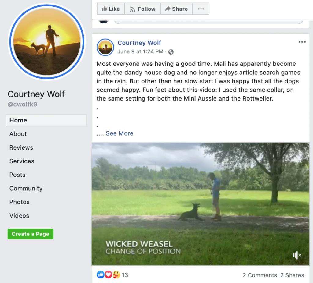 Lead Generation Funnel - Creating Awareness - Facebook Profile