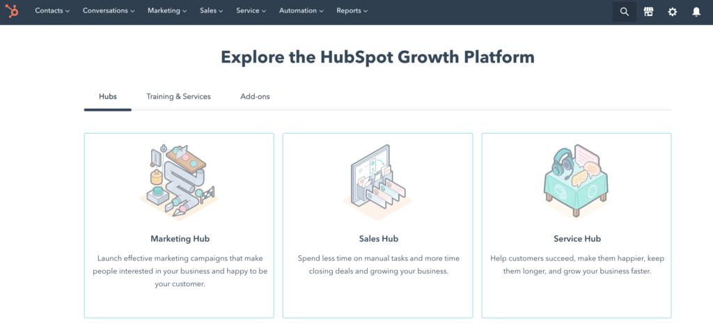Best Account-Based Marketing Software: Hubspot
