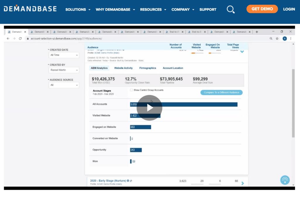 Best Account-Based Marketing Software: Demandbase