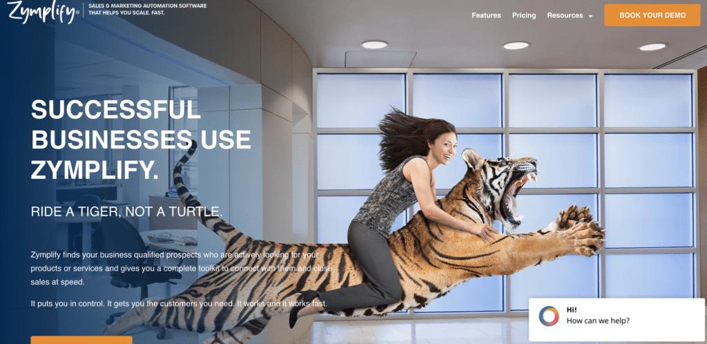 Best Account-Based Marketing Software: Zymplify