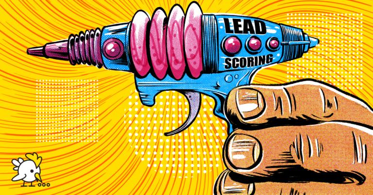 Illustration Of Your Secret Weapon For Lead Scoring