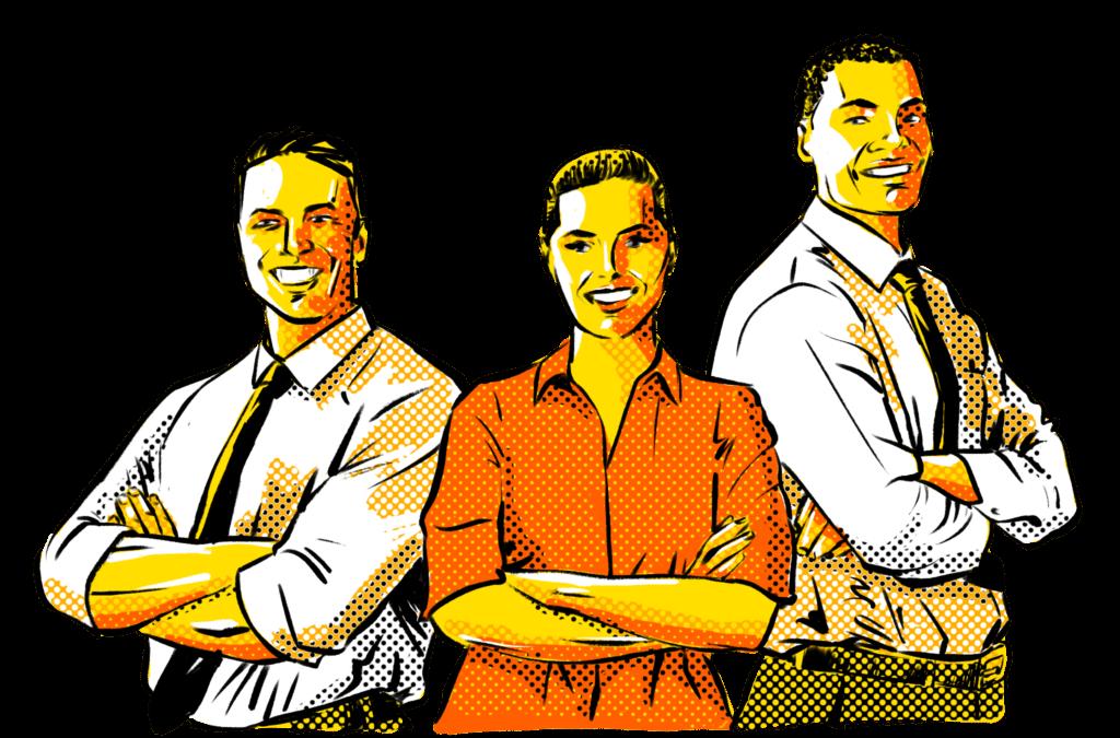 Sales Deck: Your Team
