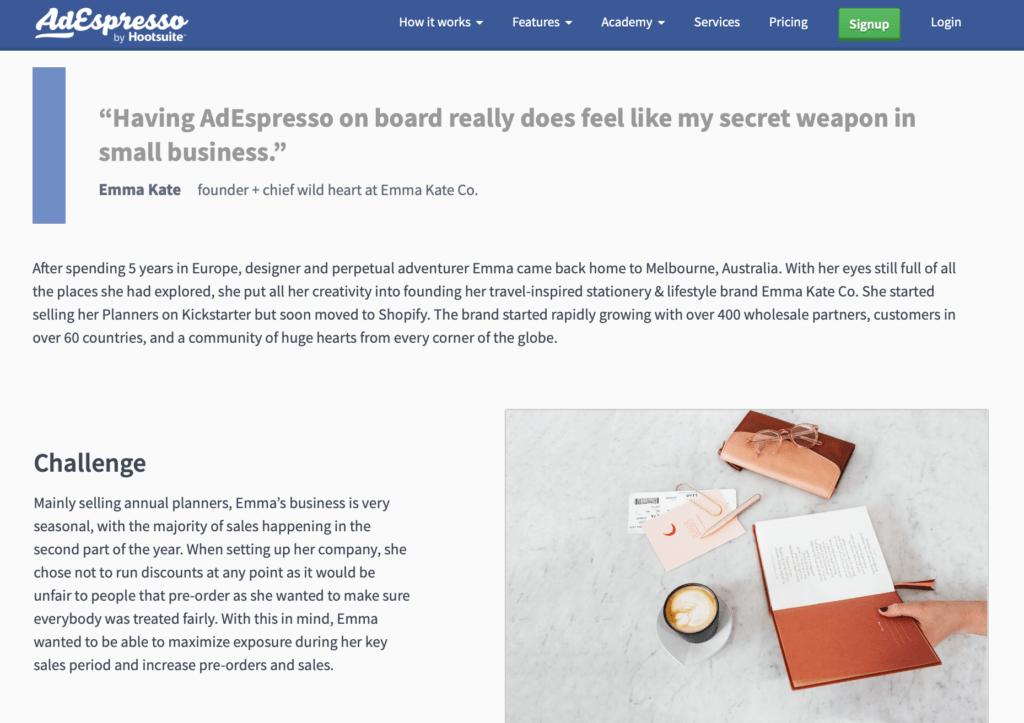 Case Study Interview: Adespresso