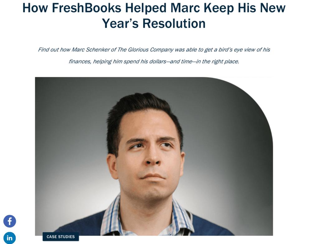 Case Study Interview: Freshbooks