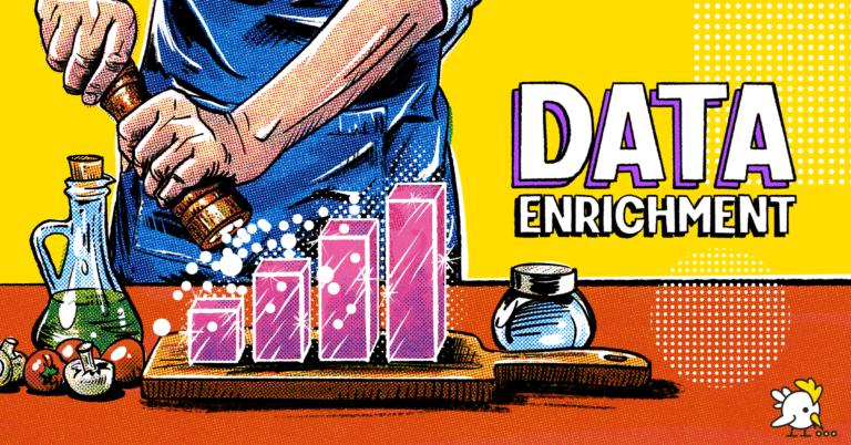 Illustration Of Data Enrichment