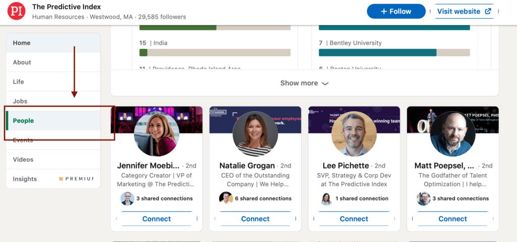 Account-Based Marketing Tactics - Use Linkedin'S Social Data