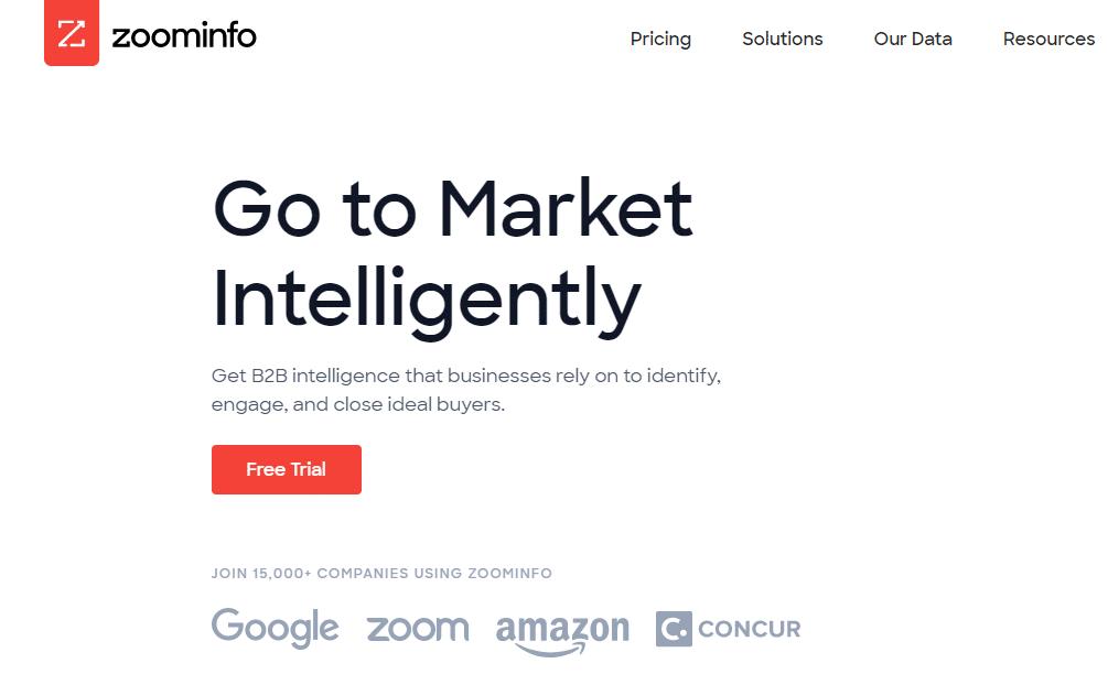 Data Enrichment Services - Zoominfo