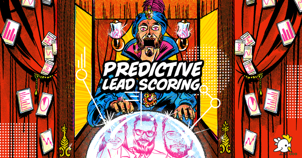 Illustration Of Predictive Lead Scoring
