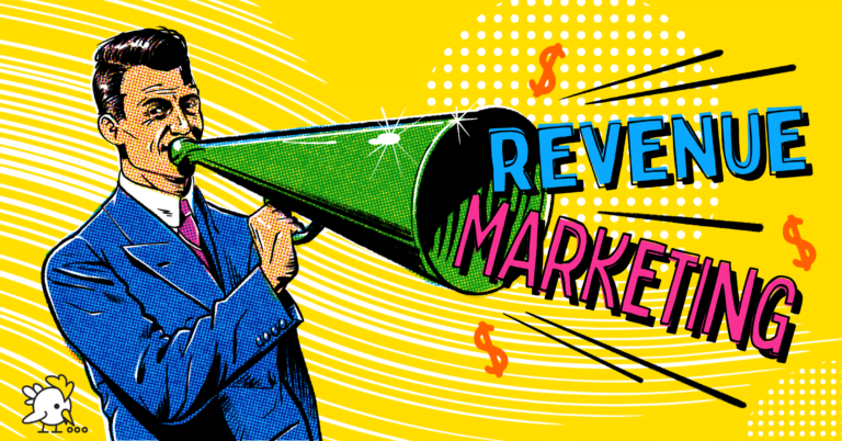 Illustration Of Revenue Marketing