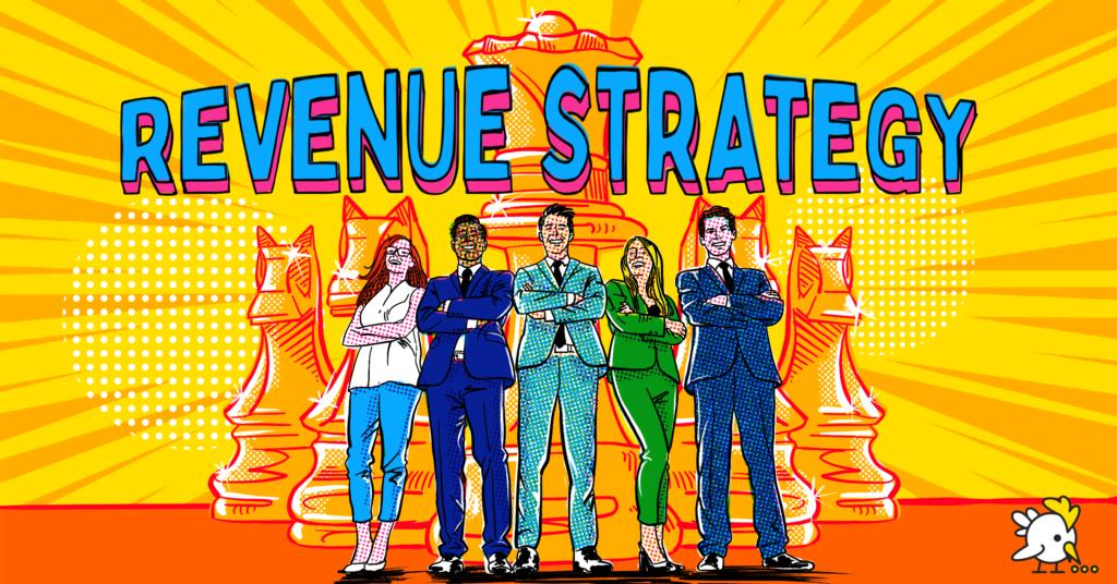 Illustration Of Revenue Strategy