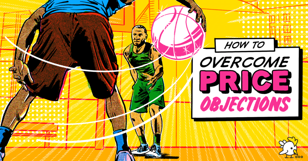 Illustration - Overcome Price Objections