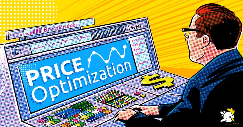 Illustration Of Price Optimization