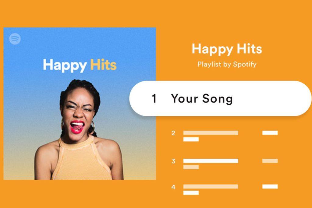 Customer-Oriented Marketing: Spotify Playlists