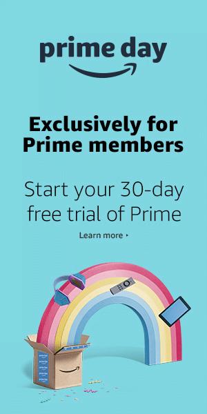 Amazon Prime Day Landing Page