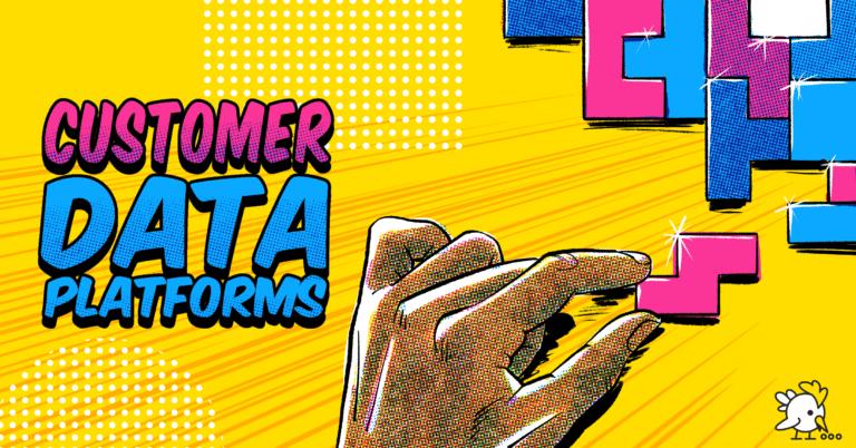 Illustration Of Customer Data Platforms