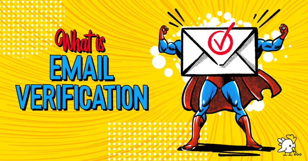 Illustration Of Email Verification