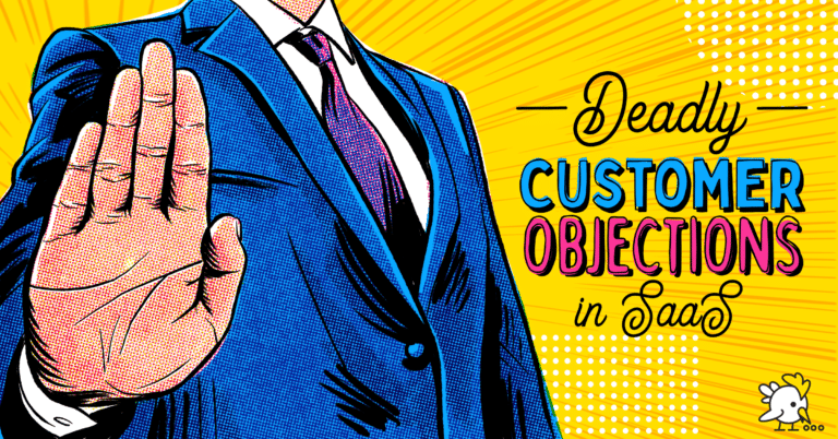 Illustration Of Deadly Customer Objections In Saas
