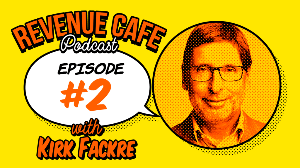 Revenue Cafe Podcast The Future Of Ml And Ai With Kirk Fackre