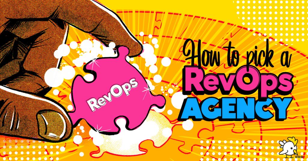 Illustration Of Revops Agency