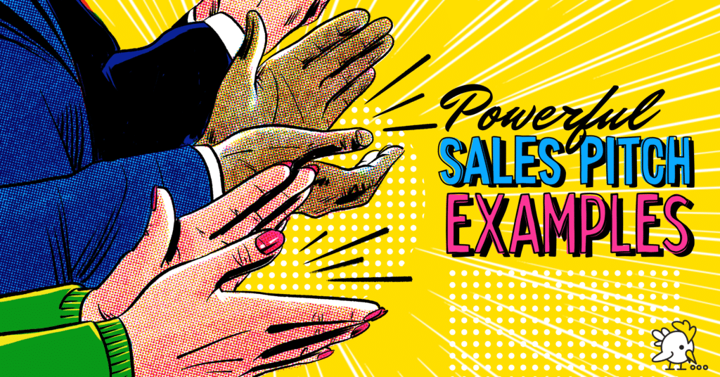 Illustration Of Powerful Sales Pitch Examples