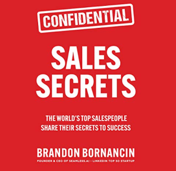 Best Sales Books: Cover Of Sales Secrets