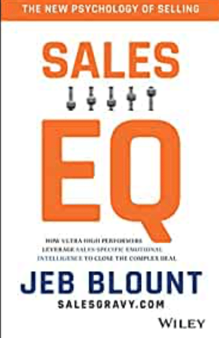 Best Sales Books: Cover Of Sales Eq
