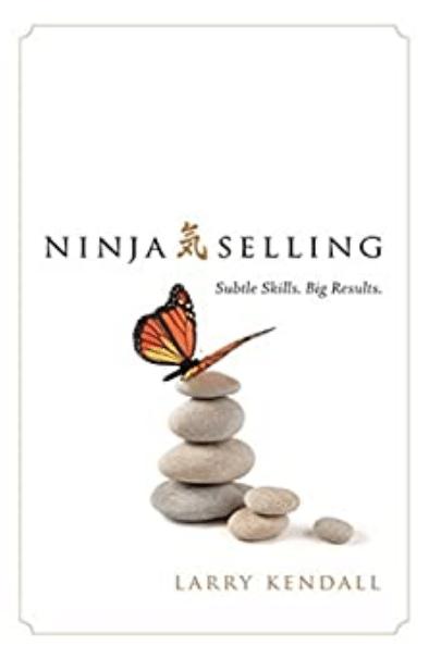 Best Sales Books: Cover Of Ninja Selling
