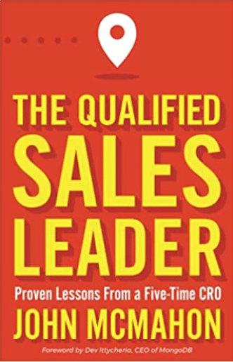 Best Sales Books: Cover Of The Qualified Sales Leader