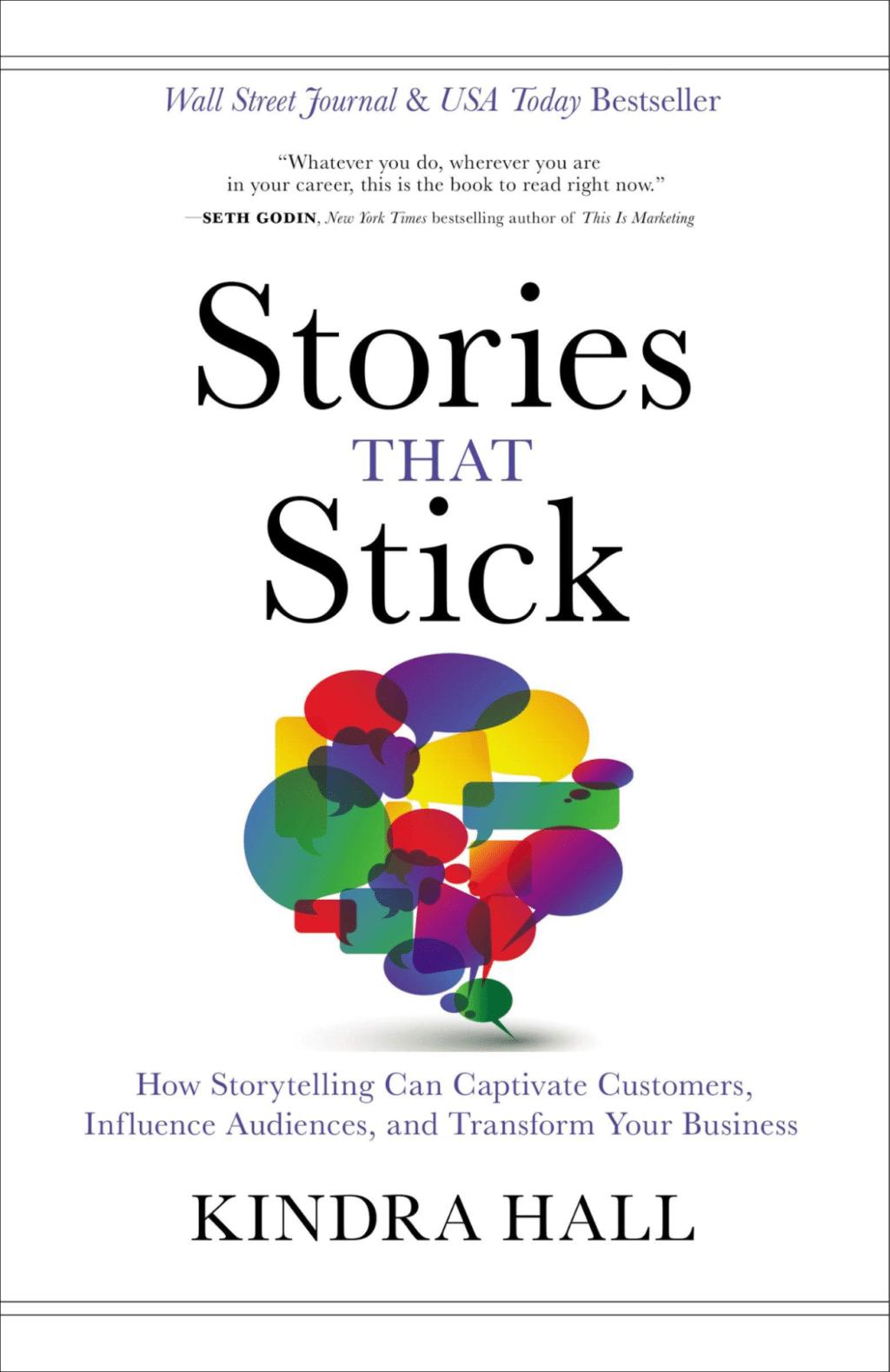 Best Marketing Books 2021: Stories That Stick