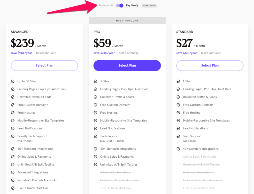 Alt=&Quot;Saas-Pricing-Pay-Per-Feature-Leadpages&Quot;