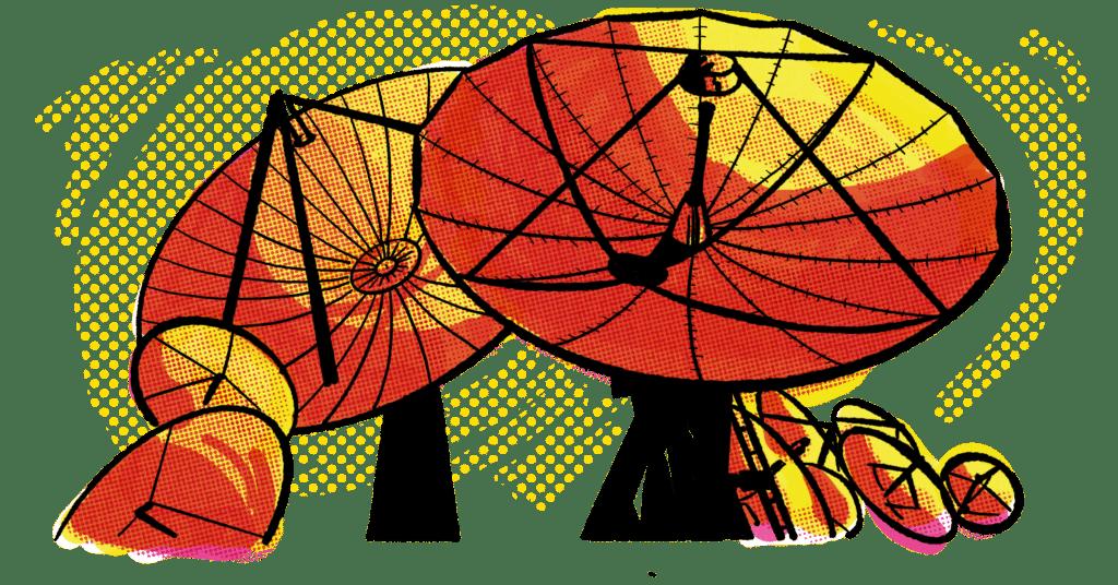 Antennas Illustration
