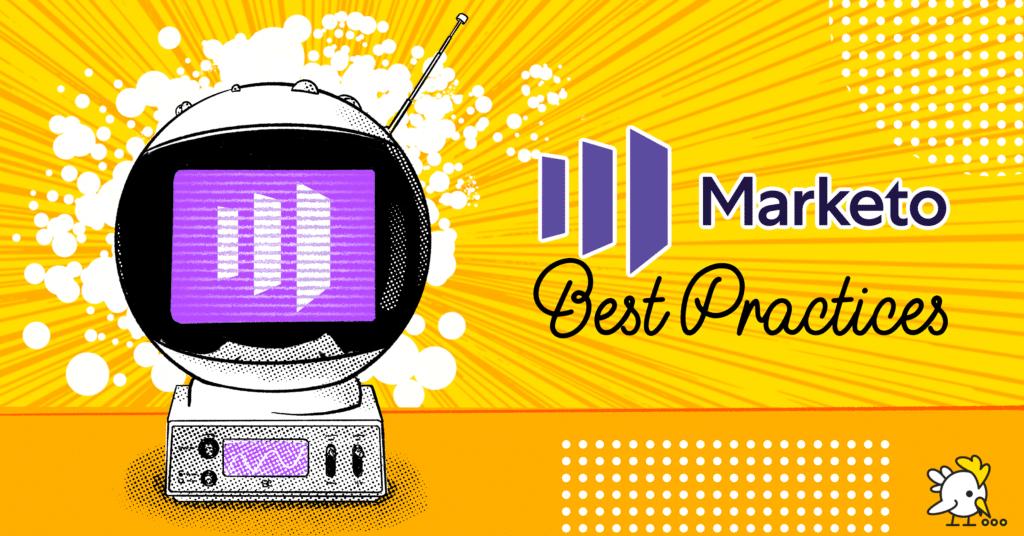 Illustration Of Marketo Lead Scoring Best Practices