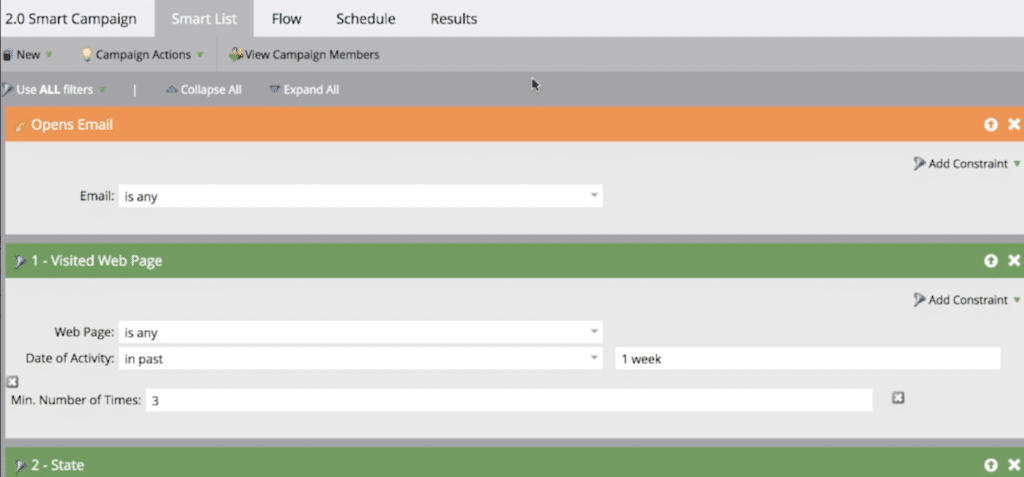 Marketo Lead Scoring Tool