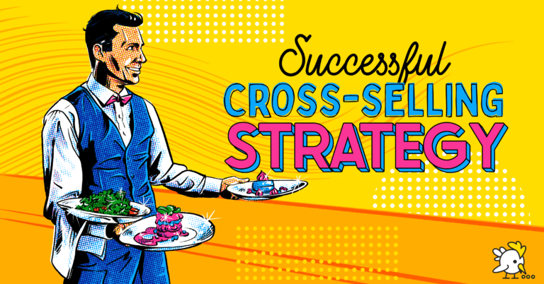 Illustration Of Successful Cross-Selling Strategy