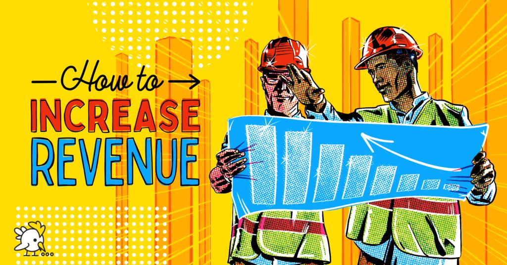 Illustration Of Increase Revenue